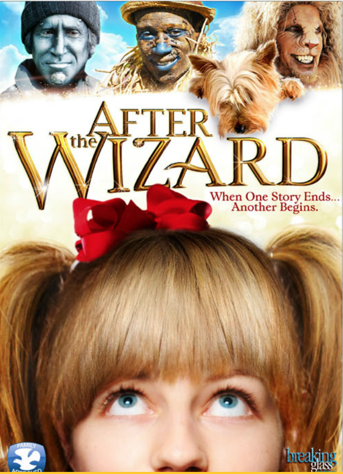 After the Wizard cover